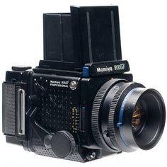 Mamiya RZ67 Camera