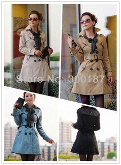 a29451186c5 wholesale 2013 autumn and winter medium-long plus size slim enzymes washing  coats warm coat women jacket clothes gift scarf  43.00