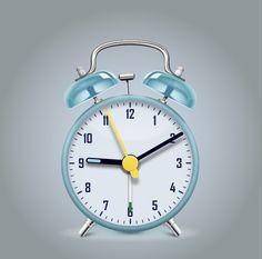 Create an Alarm Clock in Adobe Illustrator
