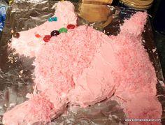 Pink Poodle Birthday