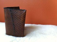 Beaver tail Wallet