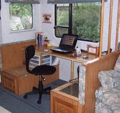 """Possible idea for work space should we end up with a """"booth""""."""