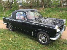 Triumph Herald 1200 Cabrio 1966