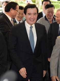 總統馬英九。 本報資料照