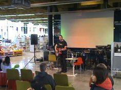 Kristian Meurman @ Entressen kirjaston avajaiset (3)