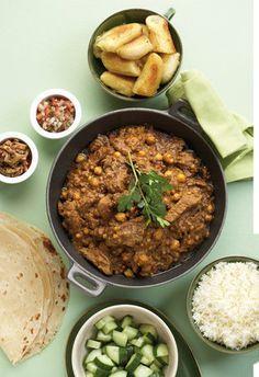 werk ook lekker in slow cooker. - Omit lentils and chick peas