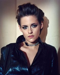Je ne suis pas devenue folle: Kristen Stewart in Chanel for Madame Figaro France March 2015