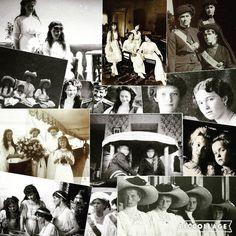 #history #romanov #romanovs #OTMA #история #романовы  Привет! Вот моя страничка в Instagram которая посвящена Царской Семье: @historygirlsoftheworld . by olga.and.book