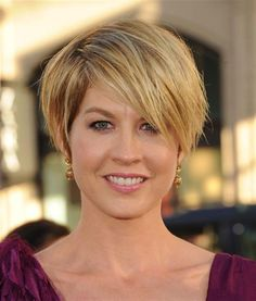 Bing : short hair cuts for women mine would curl more, but in a good way I think
