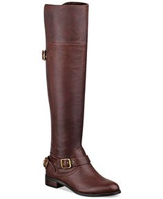 GUESS Women's Boots, Igal Over-The-Knee Boots - Boots - Shoes - Macy's