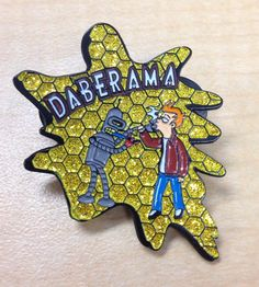 Daberama - Dab - Hash Oil - Hat Pin