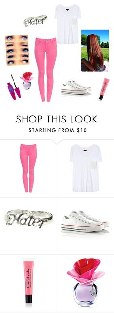 Untitled #453 by sarapavle on Polyvore featuring moda, rag & bone, Converse, Wet Seal, philosophy and Justin Bieber