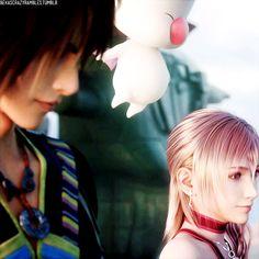 Final Fantasy XIII Series ♔ Random 500px Gifs [98/∞]