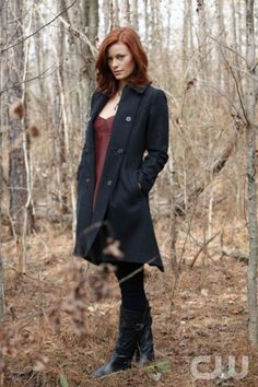 """""""Break On Through""""--Cassidy Freeman as Sage on THE VAMPIRE DIARIES on The CW. Photo: Quantrell D.Colbert/The CW ©2012 The CW Network. All Rights Reserved."""