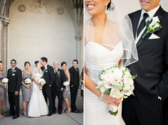 Thompson Hotel Wedding | Cecilia Minh