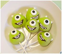 Monsters University Snack & Treat Ideas For The Summer! | Disney Baby
