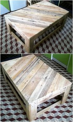 Ideas To Try For Making Furniture Using Pallet Wood DIY Motivations Pallet Furniture DIY Furniture ideas Making Motivations Pallet Wood - Pallet Garden Furniture, Pallet Patio Furniture, Diy Furniture, Luxury Furniture, Recycled Wood Furniture, Furniture Market, Furniture Movers, Furniture Layout, Furniture Plans