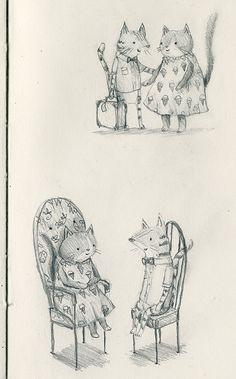 Stephanie Graegin via Design Sponge