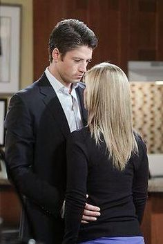 The famous lean in. Oh Ejami. *sighs*