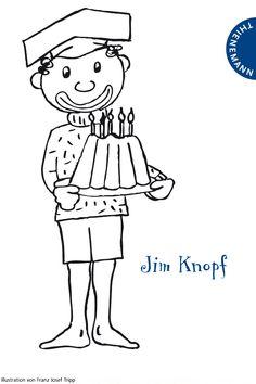 7 Jim Knopf Ideen Ausmalbilder Kinder Ausmalbilder Ausmalen