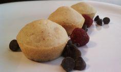 Chocolate Chip Raspberry Mini Muffins