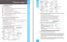 اجابات Practice Tests ورك بوك اولي ثانوي 2017 ترم اول