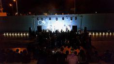 Delola en concierto