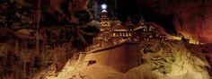 Ondergrondse kerstpret