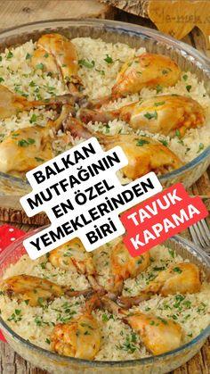 My Recipes, Cooking Recipes, Turkish Recipes, Ethnic Recipes, Turkish Kitchen, Kfc, Iftar, Curry, Pasta