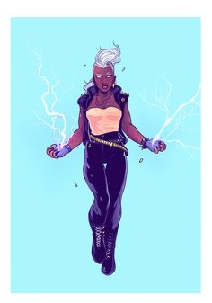 Storm by Stefan Tosheff