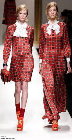 Moschino Fall 2013 rtw http://www.style.com/