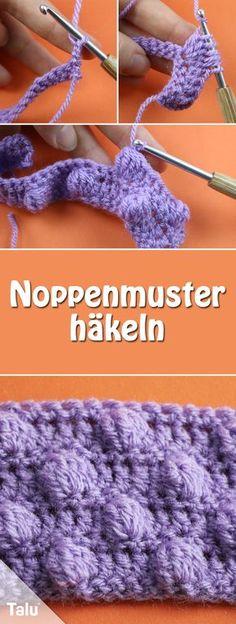 Zopfmuster häkeln - kostenlose Anleitung für Häkelzöpfe   Pinterest ...