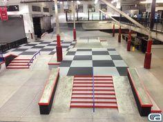 New Vans Street Course at Block of Orange - California Skateparks