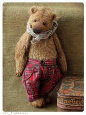 Anna Bratkova - Artist Bears and Handmade Bears