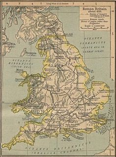 The native tribes of Roman Britain. 21 Maps That Will Change How You Think About Britain Map Of Britain, Roman Britain, Uk History, British History, Asian History, Tudor History, History Facts, Recorded History, History Timeline