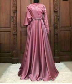 Dress hijab evening wedding gowns 63 trendy Ideas Source by dress hijab Hijab Prom Dress, Dress Brukat, Muslimah Wedding Dress, Hijab Evening Dress, Muslim Dress, Evening Dresses, Maxi Dresses, Trendy Dresses, Fashion Dresses