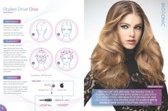Rodeo Drive Diva Bio Blow Out