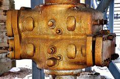 Leduc # 1 Alberta Oil Discovery 1947 by Stella Blu,