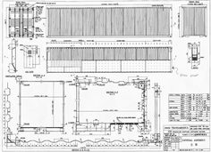 ISO Standard 40' Low Cube Shipping Container Drawing - History, Characteristics and Components of a standard ISO shipping container