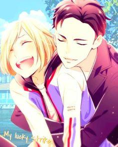 Otayuri YOI edit Otabek Altin x Yuri(o) Plisetzki YuriOnIce edit by me  link to the Render: https://tanja-sama.deviantart.com/art/OtaYuri-yurionice-render-8-691914058?ga_submit_new=10%3A1504847282&ga_type=edit&ga_changes=1  #anime #bl #boyslove #shounenai #yaoi #yoi #animeedits #yurionice #otabekaltin #otayurio #yuriotabek #otayuri #yuriplisetsky #otabekxyuri #otabekxyurio #otabekyuri