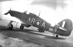 """Hawker Hurricane 71 """"Eagle"""" Squadron"""