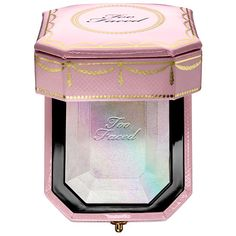 Too Faced Diamond Light Multi-Use Highlighter, new for spring 2018 (affiliate link)