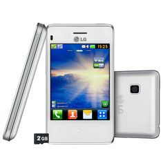LG T585 White 2G Phone Get yours here http://www.ezonephone.com/