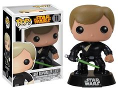 Funko POP! Movies Star Wars Luke Skywalker Jedi 11 Limited Edition Vinyl Figure