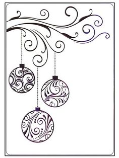 Swirl Baubles Universal Embossing Folder by Crafts Too for All Standard Machines | eBay
