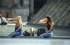 i cellulari ci distruggono. foto