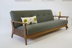 56 Beautiful DIY Sofa Design Ideas - Home-dsgn Wood Frame Couch, Wooden Couch, Wood Sofa, Sofa Set Designs, Wooden Sofa Designs, Diy Sofa, Sofa Furniture, Furniture Design, Furniture Stores