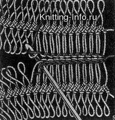 TRICO y CROCHET-madona-mía: Horquilla motivos de encajes como tejerlos (grafícos) Broomstick Lace Crochet, Hairpin Lace Crochet, Loom Crochet, Crochet Motif, Hairpin Lace Patterns, Crochet Shirt, Crochet Blocks, Point Lace, Crochet Stitches Patterns