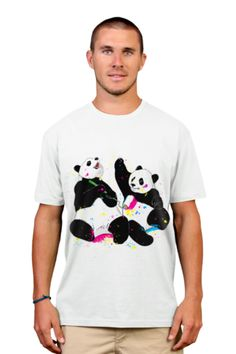 Colorful life T-shirt by xiaobaosg from Design By Humans. Colorful life T-shirt by xiaobaosg from Design By Humans.  for