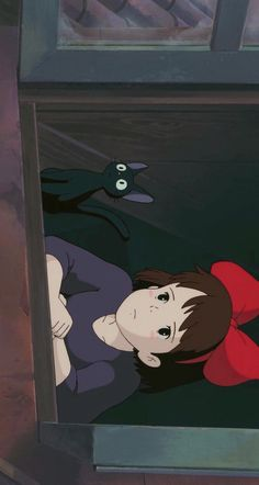 Studio Ghibli Art, Studio Ghibli Movies, Old Anime, Anime Art, Totoro, Japanese Animated Movies, Hayao Miyazaki, Anime Scenery, Pretty Wallpapers